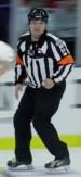 AHL Referee Jamie Koharski