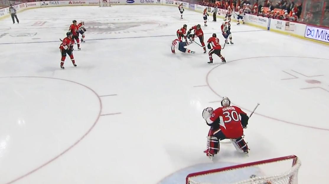 Senators' Cowen Suspended 3 Games for Hit on Jokinen