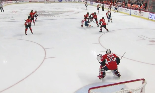 Senators' Cowen Suspended 3 Games for Hit on Jokinen