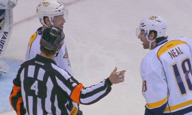 Tonight's NHL Referees & Linesmen – 11/15/15