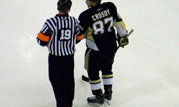 Tonight's NHL Referees & Linesmen – 1/5/16