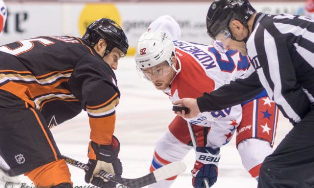 Tonight's NHL Referees & Linesmen – 4/8/15