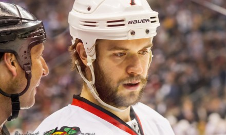 Tonight's NHL Playoff Referees & Linesmen – 5/21/15