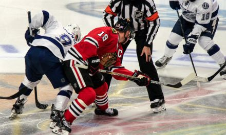Tonight's NHL Playoff Referees & Linesmen – 5/1/15