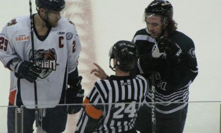 Tonight's ECHL Refs for Conference Final Game 7s