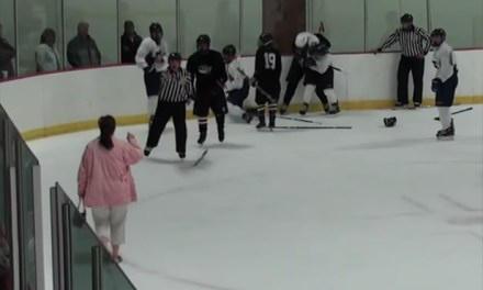 Moms and Refs: Breaking Up (Fights) Is Hard To Do