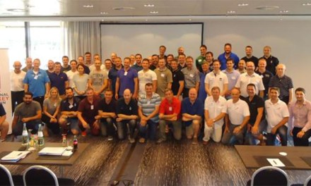 IIHF Hosts 2015 Officiating Management Seminar