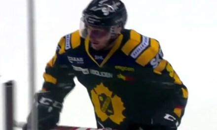 Swedish Player's Penalty Box Fail