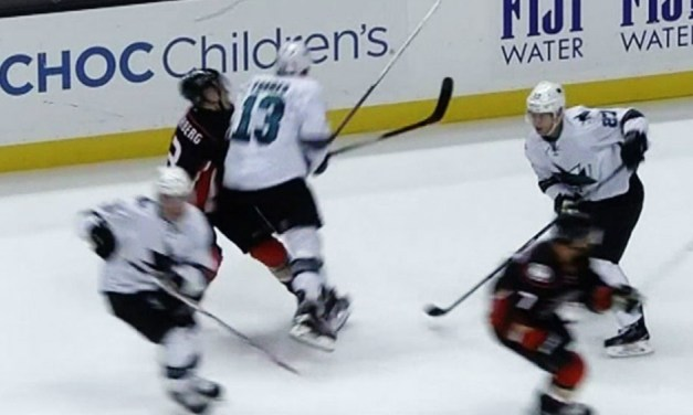 Raffi Torres Picks Up Match Penalty, Suspension for Head Shot