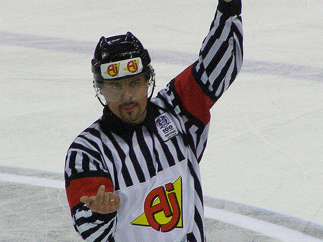 Today's World Juniors Referees & Linesmen – 12/28/15