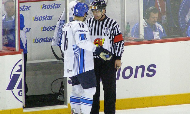 Today's World Juniors Referees & Linesmen – 12/27/15