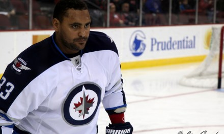 Jets' Byfuglien Avoids Discipline for Gallagher Hit