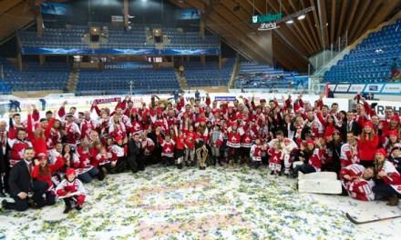 Kimmerly, Vinnerborg Work Spengler Cup Gold Medal Game