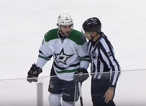 Tonight's NHL Referees & Linesmen – 2/15/16