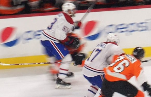 No Further Discipline for Flyers' Gudas For Clipping