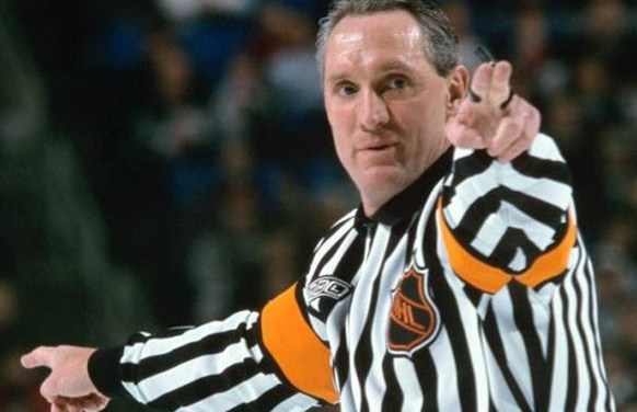 Former Referee Paul Stewart Joins NHL Concussion Lawsuit
