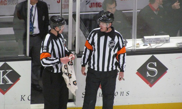 Tonight's NHL Referees & Linesmen – 3/6/16
