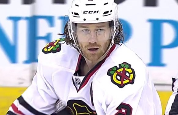 Blackhawks' Keith Suspended 6 Games for High-Sticking