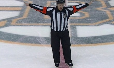 Tonight's NHL Referees & Linesmen – 3/25/16