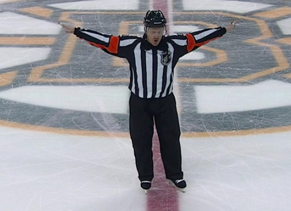 Tonight's NHL Stanley Cup Playoffs Referees & Linesmen – 4/23/16