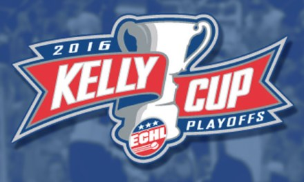 ECHL Announces Kelly Cup Referees, Linesmen