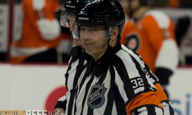 Tonight's NHL Referees & Linesmen – 4/8/16