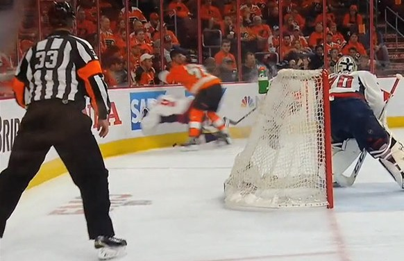 Flyers' Bellemare Suspended One Game for Orlov Hit