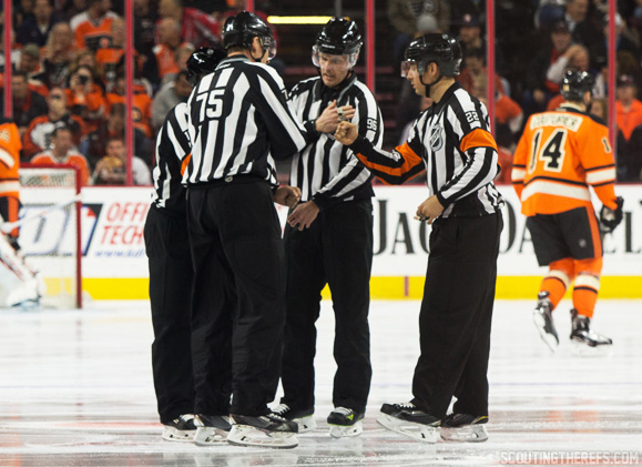 New Names New Numbers Nhl Officials For 2018 19 Scouting The Refs