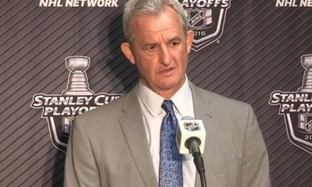 Kings' Coach Darryl Sutter Criticizes Officiating Before Game 5