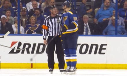 Mic'd Up: Refs in Round 2 of the Stanley Cup Playoffs