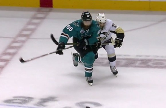 Penalty Playback: Sharks/Penguins Cup Final Game 4