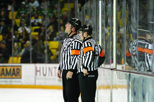 Officially Speaking: Politically-Correct Officiating