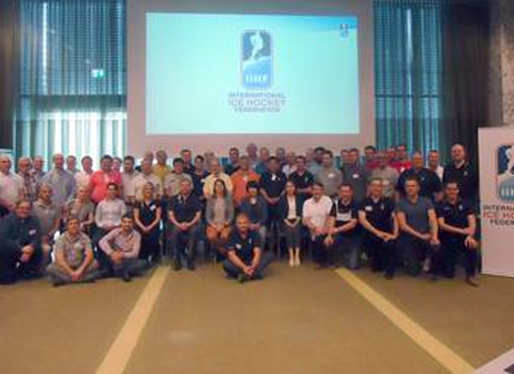 IIHF Holds Annual Officiating Summit