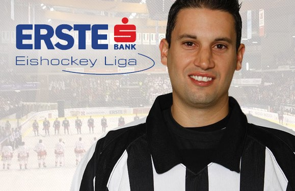 Referee Mark Lemelin Heads to Austria