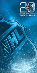 NHL Rulebook 2016-17