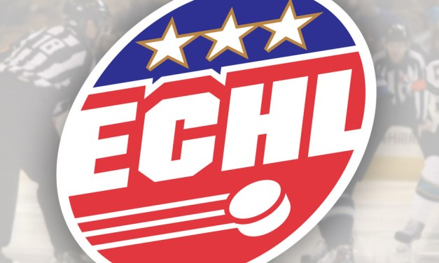 Today's ECHL Officials – 12/19/16