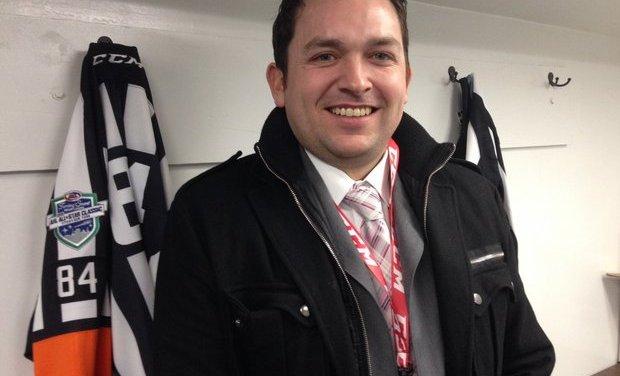 Referee Jamie Koharski to Work Final AHL Game