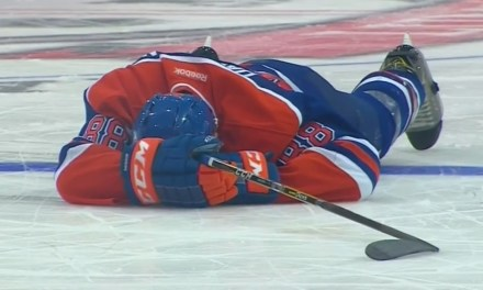 Kings' Pearson Suspended for Hit On Oilers' Davidson