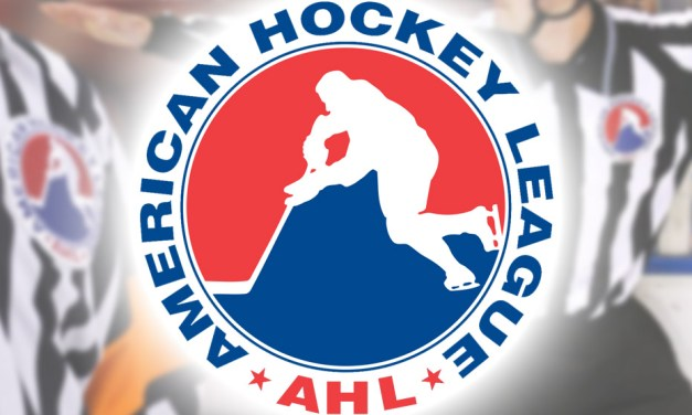 Today's AHL Officials – 12/10/16