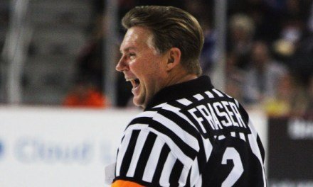 Referee Kerry Fraser on Hockey Unfiltered