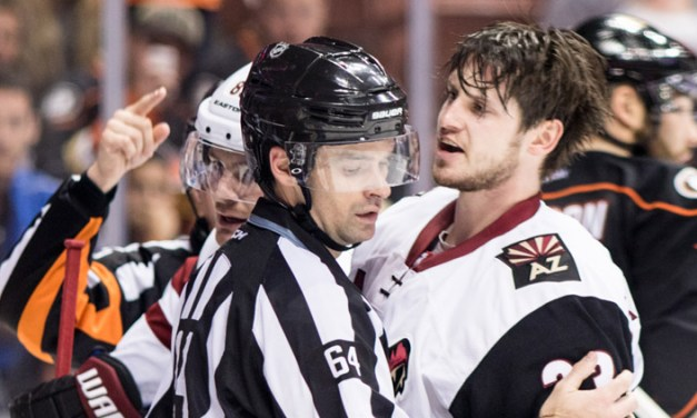 Coyotes' Ekman-Larsson Fined For Diving/Embellishment