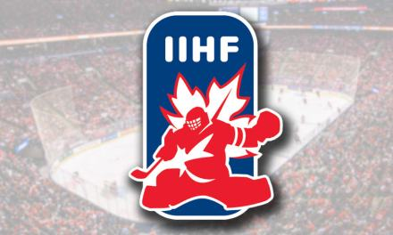 Tonight's World Juniors Medal Round Referees & Linesmen