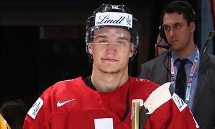 IIHF Suspends Swiss Captain Thurkauf for Slew-Footing