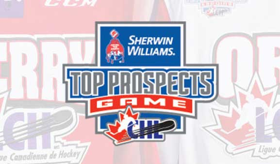 Referees and Linesmen for 2017 CHL/NHL Top Prospects Game