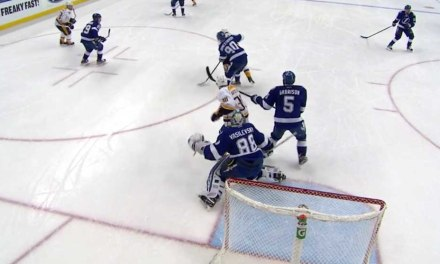 Double-Challenge Results in Predators Goal