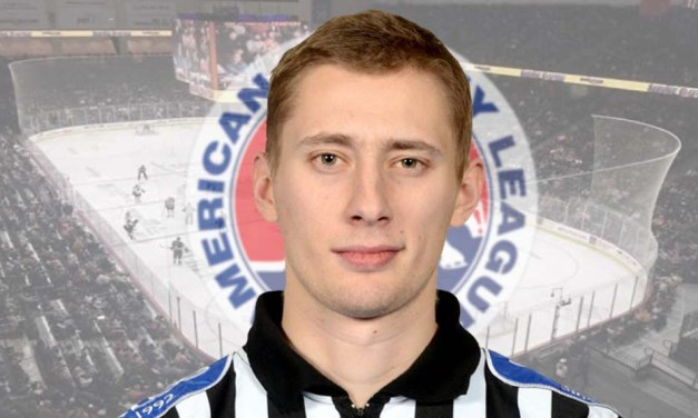 Czech Linesman Suchanek to Make AHL Debut