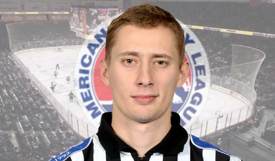 Czech Linesman Suchanek to Make AHL Debut
