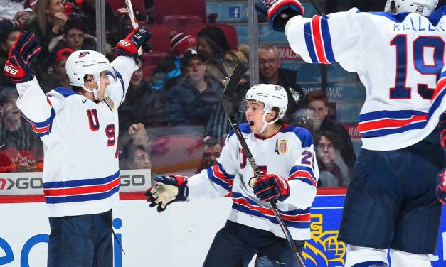 USA Defeats Russia as IIHF Moves to 5-Round Shootout in Elimination Games