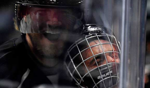 Pronger Fines Self $5 for Bieber Hit