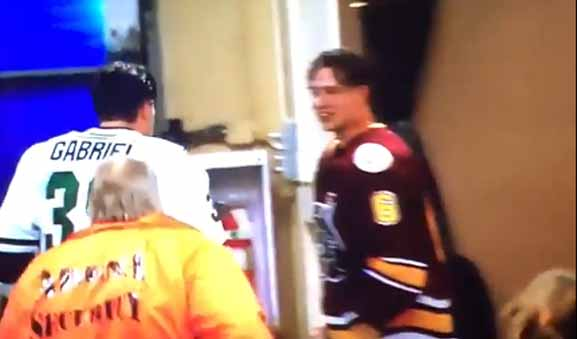 AHL Fight Between Wild, Wolves Players Continues In Tunnel